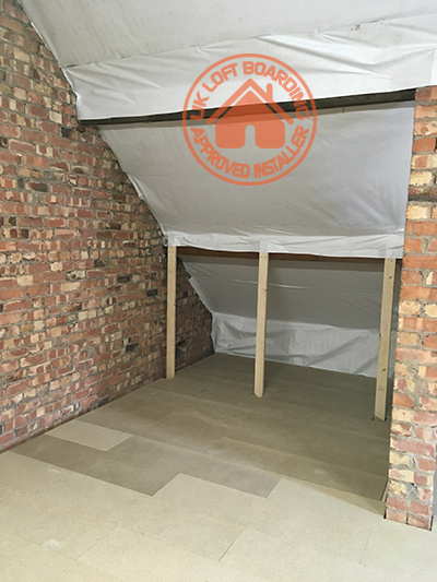 Roof Loft Breathable Dust Cover